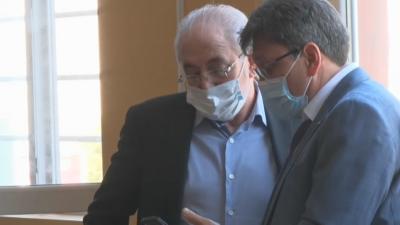 Съдът изгони Местан от заседанието срещу него
