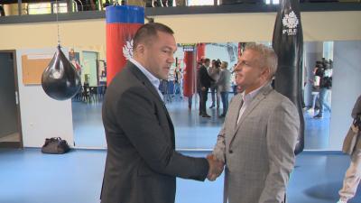 Петър Москов кани Кубрат Пулев да влезе в политиката