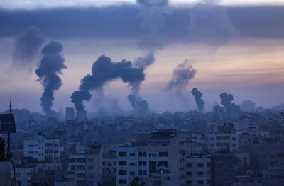 """Израел и """"Хамас"""" обявиха примирие"""