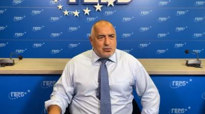Бойко Борисов коментира скандала с твърденията за подслушвани политици