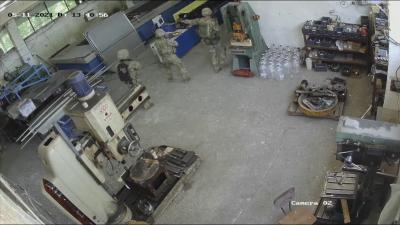 Проверяват случая с влизането на командоси в цеха до Чешнегирово
