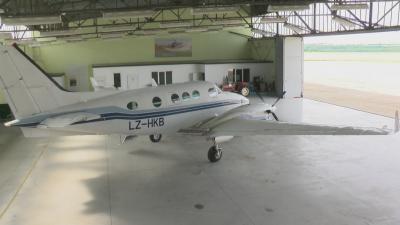 Как работят самолетите за борба с градушките
