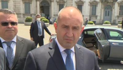 Радев: Ако съберем младите хора от България и РСМ ще неутрализираме всяка пропаганда