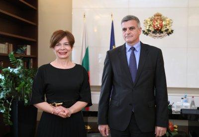 Премиерът Янев и посланик Секизкьок обсъдиха подготовката на изборите в Турция