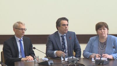 Василев: Предишното правителство е изхарчило 1,164 млрд. лева от бюджета