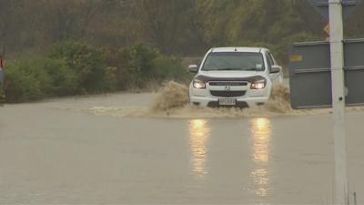 Армията евакуира хора от наводненията в Нова Зеландия
