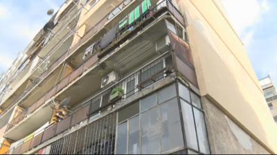 40 семейства в Кърджали живеят в страх, че блокът им се руши
