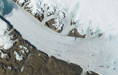 Откриха високи нива на живак край бреговете на Гренландия заради топенето на ледниците