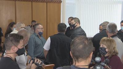 Шефът на Трето РПУ - Пловдив остава в ареста с обвинение за укриване на видеозапис от катастрофа