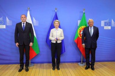 Радев: Брюксел препоръчва промяна на Плана ни за възстановяване