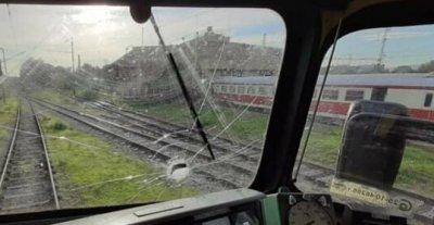 22 крави бяха пометени от влак в района на Кермен