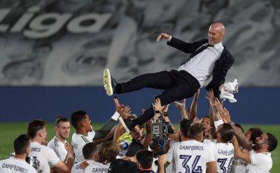 Официално: Зидан и Реал Мадрид се разделиха