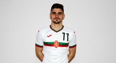 Преслав Боруков бе освободен от лагера на България U21