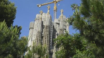 """Отвори врати катедралата """"Саграда Фамилия"""" в Барселона"""