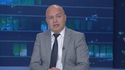 Свиленски: Пари в бюджета има, но не трябва да има управляващи, които не ги събират