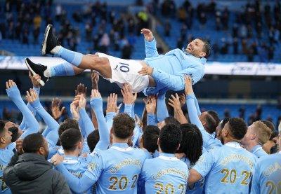 Барселона обяви новата си звезда - Серхио Агуеро