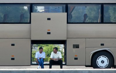 Защо поставиха под карантина цял автобус с българи, прибиращи се от Гърция?