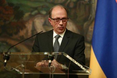 Външният министър на Армения подаде оставка