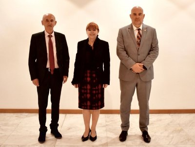 Иван Гешев се срещна с главния прокурор на РС Македония