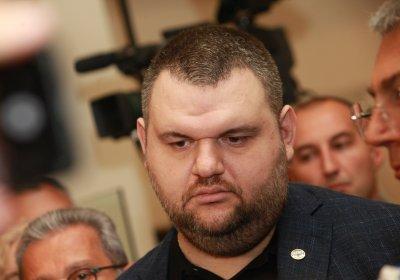 Първа реакция на Делян Пеевски за санкциите от САЩ