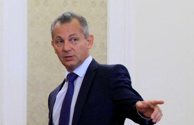 Шефът на ДАНС: Бойко Рашков е с отнет достъп до класифицирана информация за срок от три години