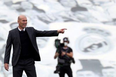 Изненада: Зидан напусна Реал