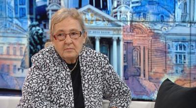 Проф. Мира Кожухарова: Категорично нямаме нужда от Националния оперативен щаб