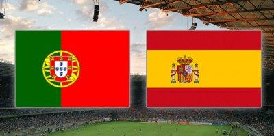Испания - Португалия завърши без победител