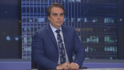 Асен Василев: Всички, свързани със санкционираните лица, ще попаднат в списък на сайта на НАП и на МФ