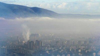 Евростат: България отново с най-мръсен въздух в ЕС