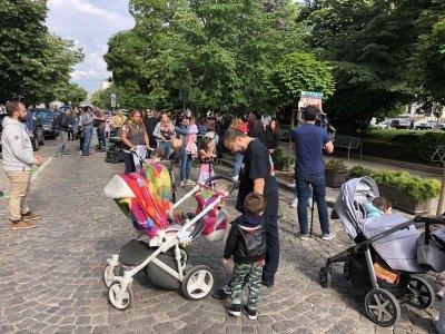 Нов протест заради липсата на места в детските ясли и градини