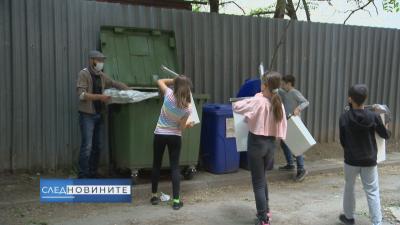 Тънем в боклуци - планът за управлението им е блокиран