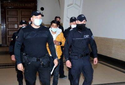 Оставят в ареста обвинения за убийството на детето в Ковачевци