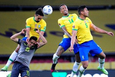Ричарлисон и Неймар осигуриха победа на Бразилия