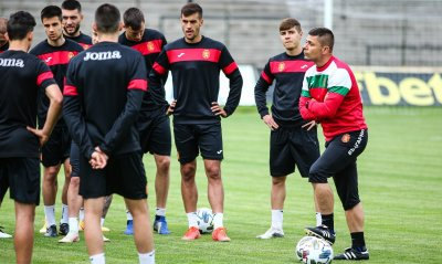 Младежите на България излизат срещу Русия
