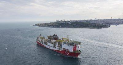 Ердоган: Турция откри ново газово находище в Черно море
