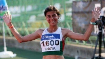 Маринела Нинева грабна държавната титла на 5000 метра