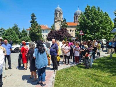 Мълчалив протест в Бяла срещу закриването на Районния съд