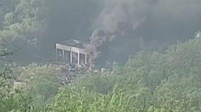 Над 1,5 млн. евро са щетите след взривовете в завод за боеприпаси в Сърбия