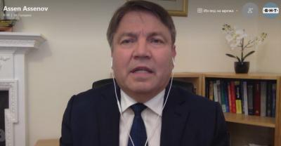 """Проф. Асен Асенов: Санкциите по закона """"Магнитски"""" са окончателни, не подлежат на обжалвания в съда"""