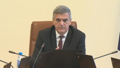 Стефан Янев: Нямаме добри новини за съдбата на пилота майор Валентин Терзиев