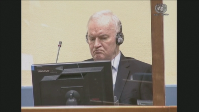 Трибуналът в Хага потвърди доживотната присъда на Младич