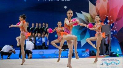 Медали очакват гимнастичките още в първия ден на европейското