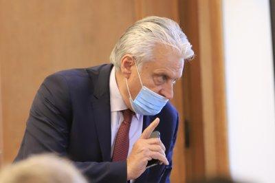Бойко Рашков става председател на Националната комисия за борба с трафика на хора