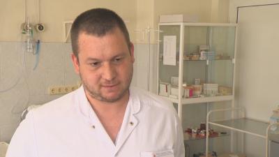 Призванието да лекуваш: Млад лекар смени София с Видин, за да помогне