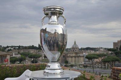 "Трофеят на Евро 2020 или купата ""Анри Делоне"""