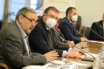 Костадин Ангелов: Проф. Кантарджиев е епоха, заслужава церемония и награда
