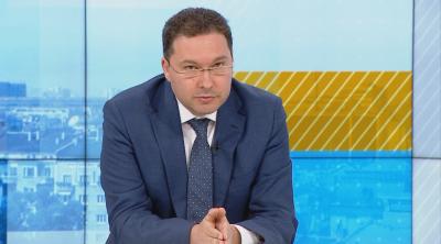 Даниел Митов: Убеден съм, че ГЕРБ ще бъде първа политическа сила