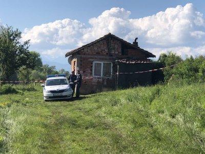 Откриха тяло на малко дете в Ковачевци