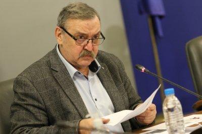 Пенсионираха проф. Тодор Кантарджиев